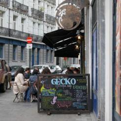 Restaurant Gecko Brussel