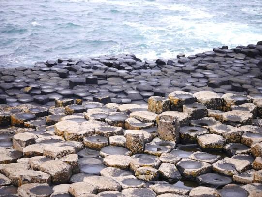 Giant Causeway Noord Ierland