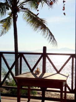 Gili Nanggu balkon resort