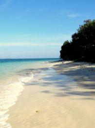 Gili nanggu beach