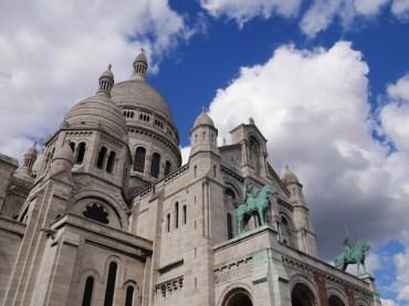 Goedkoop naar Parijs sacre coeur