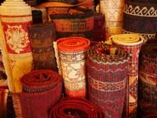Grand Bazaar tapijten