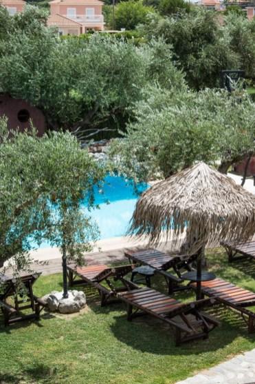 Grantzaos Villas Eliza was here tuin