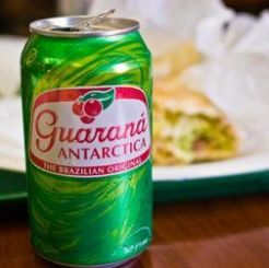 Guarana Brazilie drinken
