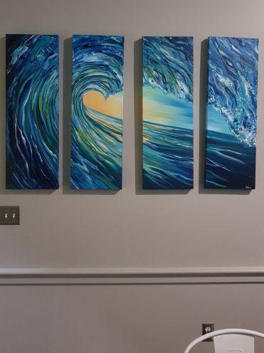 Hi Hostel in Santa Monica kunst waves