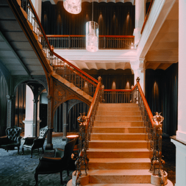 Hotel Arena in Amsterdam