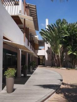 Hotel van Avila tuin