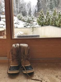 Huisje saint gervais skigebied