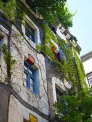Hundertwasser haus museum