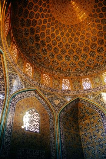 Iran esfahan moskee
