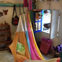 Isla Holbox shop Chicas hamacca