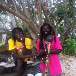 Rastafarians Jamaica