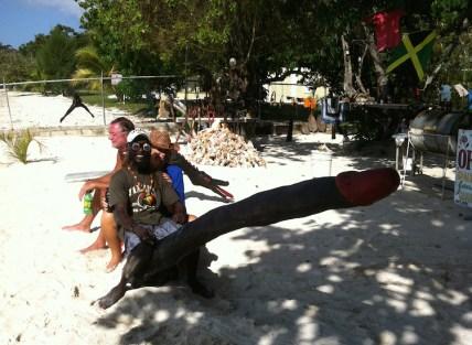 Jamaica strandleven