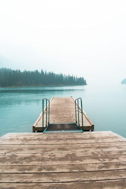 Jasper National Park Spirit Island Canada-2