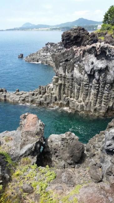 Jeju-do - south coast
