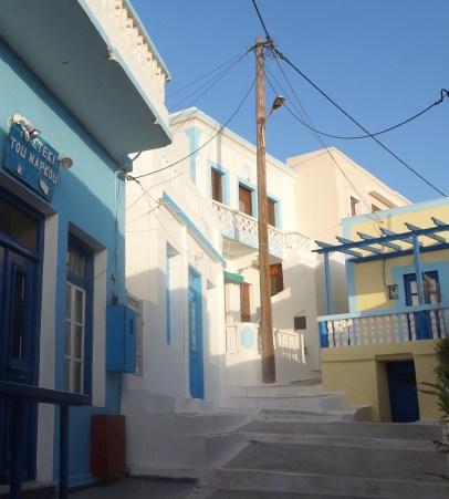 Karpathos dorpjes grieks eiland