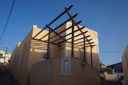 Karpathos huisjes grieks eiland