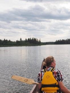 Kayak elk island national park