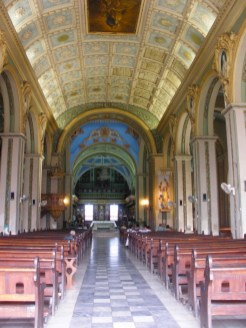Santiago de Cuba kerk