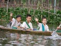 Kindjes-meer-Inle-Lake-Myanmar