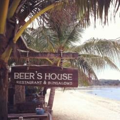 Beer's house koh samui