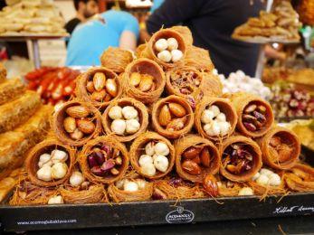 Kruidenmarkt istanbul