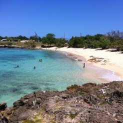 Kust van Jamaica