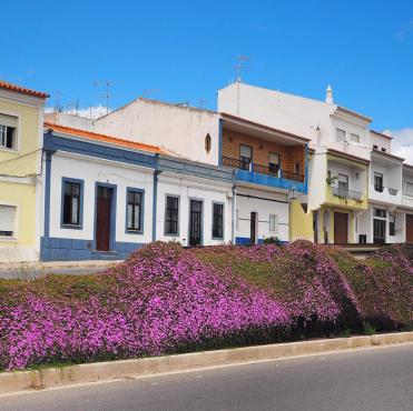 Lagos Algarve huisjes