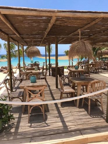Lunch Curacao koko's 2