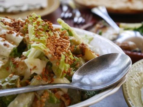 Lunch in Amman