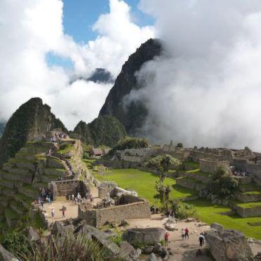 Machu Picchu bezoeken in Peru