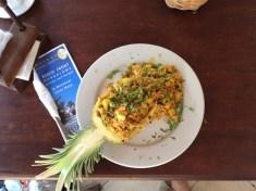 Mahahual Maya Luna Food