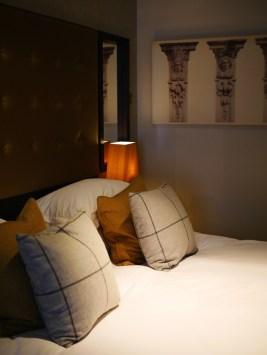 Malmaison hotelkamer belast