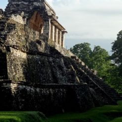Maya tempel Mexico Palenque