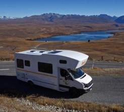 Met de camper op reis in Nieuw Zeeland mooiste camperreizen