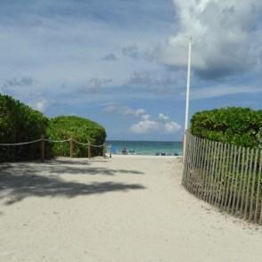 Miami strand