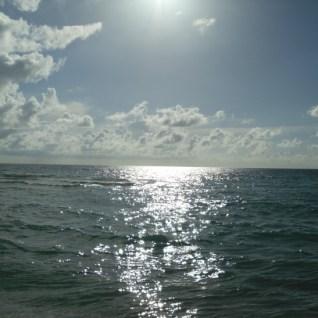 Miami tips zonsondergang