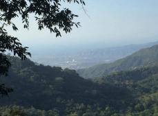 Minca colombia uitzicht