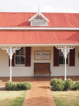 John montagu guesthouse zuid-afrika
