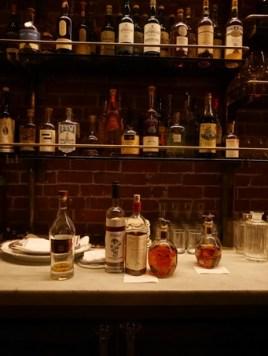 Multnomah Whiskey Library in Portland USA