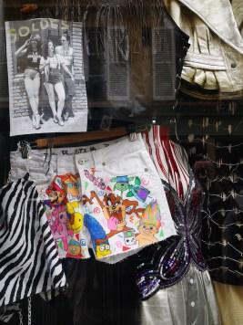 Noir kennedy vintage winkel parijs