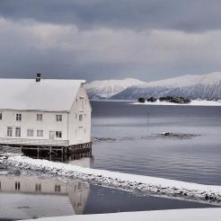 Noorwegen noorden andenes
