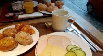 Ontbijt ibis hotel