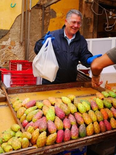 Markt in siracusa