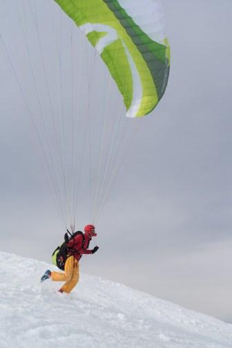 Paragliden kitzbuheler alpen