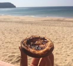 Pastel de Nata camper portugal