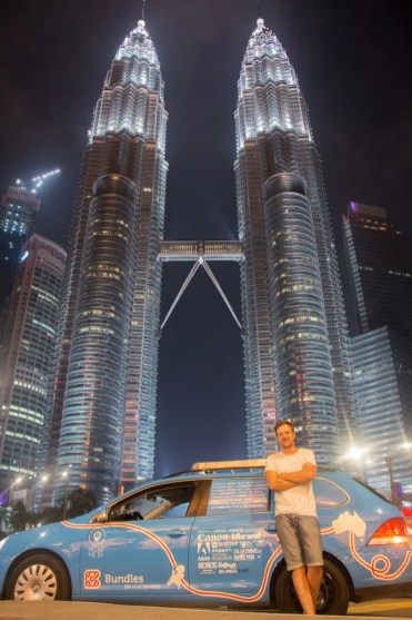 Petronas Twin Towers wiebe
