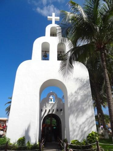 Playa del Carmen kerkje