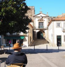 Vila Nova de Ceivera Noord Portugal