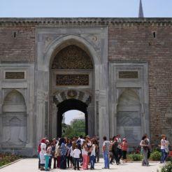 Poort Hagia Sophia Topkapi